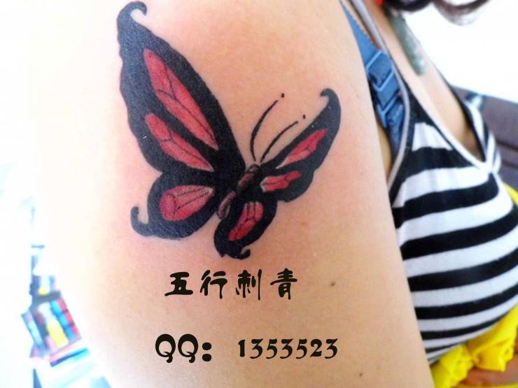 纹身店; 五行属木的纹身; 南昌纹身店.南昌专业纹身.