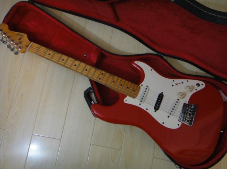 高端/江西上饶卖几把高端fender电吉他