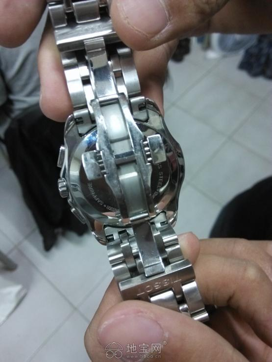 男士 手表 石英/天梭库图系列石英石英男士手表