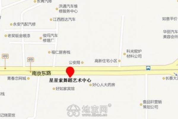 广州红色之旅手绘地图